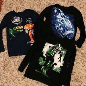 Children's Place shirts. Size 5/6